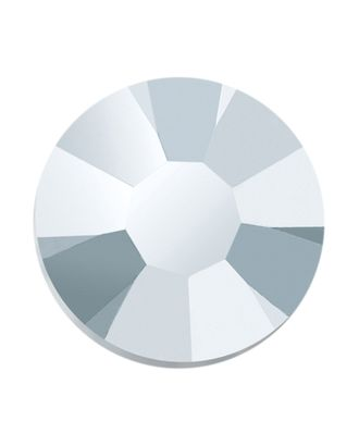 Стразы Preciosa клеевые горячей фиксации SS16 Crystal AB 3,9 мм стекло цв.серебро уп.144 шт арт. МГ-92708-1-МГ0796300