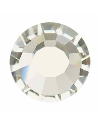 Стразы Preciosa клеевые горячей фиксации SS16 3,9 мм стекло цв.40010 бл.серый уп.144 шт арт. МГ-92087-1-МГ0796305