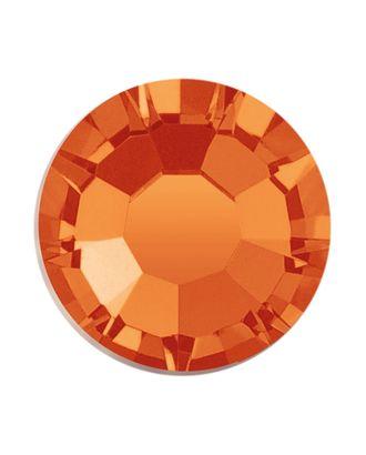 Стразы Preciosa клеевые горячей фиксации SS16 3,9 мм стекло цв.90040 оранжевый уп.144 шт арт. МГ-91930-1-МГ0796309