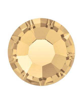 Стразы Preciosa клеевые горячей фиксации SS16 3,9 мм стекло цв.св.табачный уп.144 шт арт. МГ-92064-1-МГ0796316