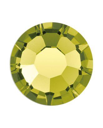 Стразы Preciosa клеевые горячей фиксации SS20 4,7 мм стекло цв.50230 оливковый уп.144 шт арт. МГ-92367-1-МГ0796334