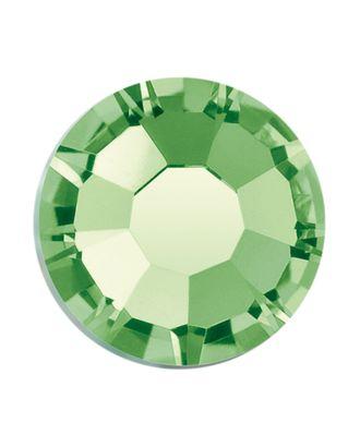 Стразы Preciosa клеевые горячей фиксации SS20 4,7 мм стекло цв.50520 салатовый уп.144 шт арт. МГ-92262-1-МГ0796340