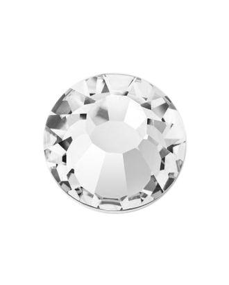 Стразы Preciosa клеевые горячей фиксации SS30 Crystal 6,5 мм стекло цв.белый уп.144 шт арт. МГ-91815-1-МГ0796353