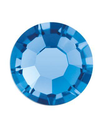 Стразы Preciosa клеевые горячей фиксации SS30 6,5 мм стекло цв.30050 синий уп.144 шт арт. МГ-91166-1-МГ0796363