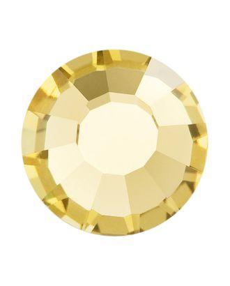 Стразы Preciosa клеевые горячей фиксации SS30 6,5 мм стекло цв.10020 т.желтый уп.144 шт арт. МГ-91869-1-МГ0796364