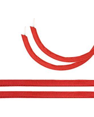 Лента тоннельная однострочная Т 12-6,4 шир.10мм цв.100 красный уп.20 м арт. МГ-97646-1-МГ0808312