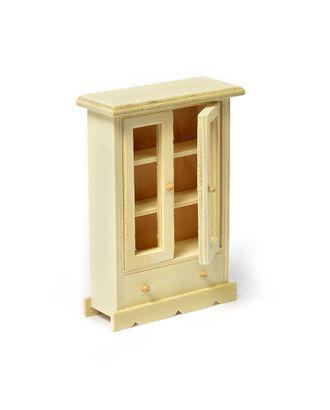 Шкаф мини, дерево р.11,5х8х3см арт. МГ-93389-1-МГ0810868