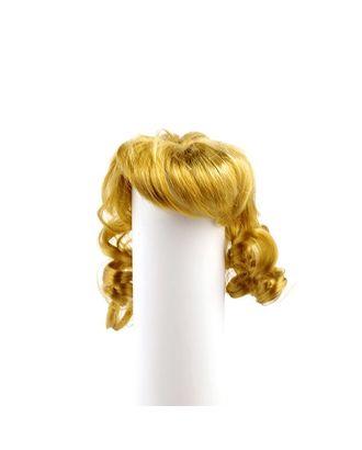 Волосы для кукол П50 (локоны) цв.блондин арт. МГ-91955-1-МГ0811444