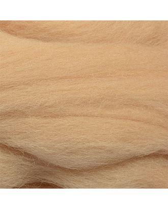 Шерсть для валяния ПЕХОРКА тонкая шерсть (100%меринос.шерсть) 50г цв.270 мокрый песок арт. МГ-94046-1-МГ0815040
