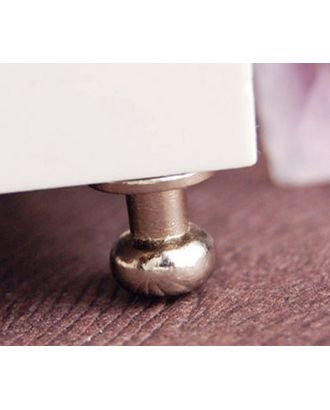 ШЖМ10.1.4 Ножка-ручка для шкатулки уп.10 шт. арт. МГ-96451-1-МГ0824081