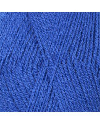 """Пряжа для вязания КАМТ """"Бамбино"""" (35% шерсть меринос, 65% акрил) 10х50г/150м цв.019 василек арт. МГ-106030-1-МГ0845289"""