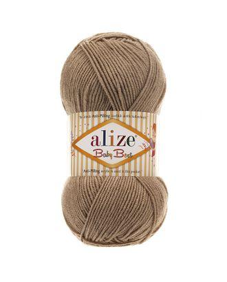 Пряжа для вязания Ализе Baby Best (90% акрил, 10% бамбук) 5х100г/240м цв.008 норка арт. МГ-102152-1-МГ0875572