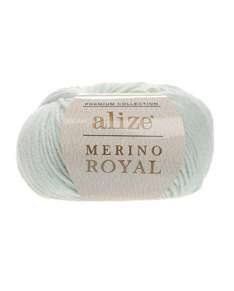 Пряжа для вязания Ализе Merino Royal (100% шерсть) 10х50г/100м цв.522 мята арт. МГ-101875-1-МГ0875577