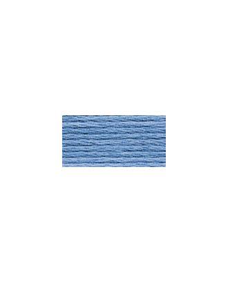 """Нитки для вышивания """"Gamma"""" мулине (0001-0206) 100% хлопок 24 x 8 м цв.0005 св.синий арт. МГ-96745-1-МГ0876162"""