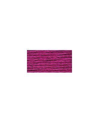 """Нитки для вышивания """"Gamma"""" мулине (0001-0206) 100% хлопок 24 x 8 м цв.0073 лиловый арт. МГ-96750-1-МГ0876282"""