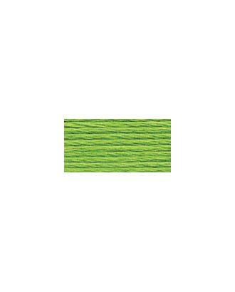 """Нитки для вышивания """"Gamma"""" мулине (0207-0819) 100% хлопок 24 x 8 м цв.0209 св.зелёный арт. МГ-96795-1-МГ0876331"""
