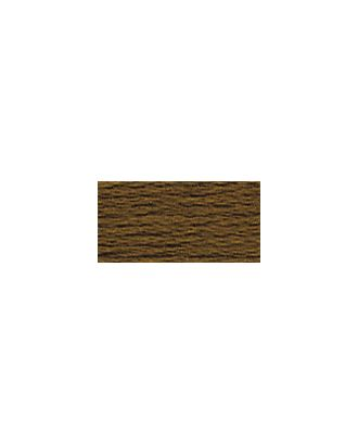 """Нитки для вышивания """"Gamma"""" мулине (0207-0819) 100% хлопок 24 x 8 м цв.0217 св.коричневый арт. МГ-96770-1-МГ0876338"""