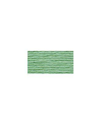 """Нитки для вышивания """"Gamma"""" мулине (0207-0819) 100% хлопок 24 x 8 м цв.0411 св.зеленый арт. МГ-96792-1-МГ0876360"""