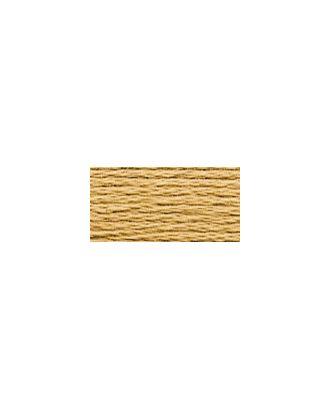 """Нитки для вышивания """"Gamma"""" мулине (0207-0819) 100% хлопок 24 x 8 м цв.0804 песочный арт. МГ-96797-1-МГ0876426"""