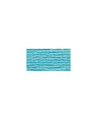 """Нитки для вышивания """"Gamma"""" мулине (0820-3070) 100% хлопок 24 x 8 м цв.0855 бирюзово-голубой арт. МГ-96763-1-МГ0876444"""