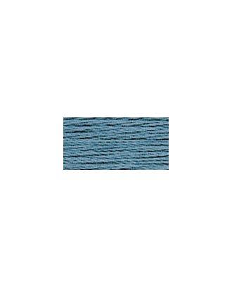 """Нитки для вышивания """"Gamma"""" мулине (0820-3070) 100% хлопок 24 x 8 м цв.0970 серый арт. МГ-96753-1-МГ0876483"""