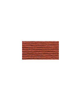 """Нитки для вышивания """"Gamma"""" мулине (0820-3070) 100% хлопок 24 x 8 м цв.3015 т.грязно - розовый арт. МГ-96806-1-МГ0876495"""