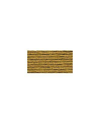 """Нитки для вышивания """"Gamma"""" мулине (0820-3070) 100% хлопок 24 x 8 м цв.3018 т.песочный арт. МГ-96758-1-МГ0876498"""