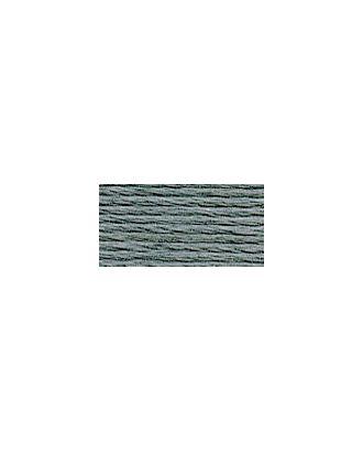 """Нитки для вышивания """"Gamma"""" мулине (0820-3070) 100% хлопок 24 x 8 м цв.3045 св.серый арт. МГ-96773-1-МГ0876525"""