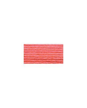 """Нитки для вышивания """"Gamma"""" мулине (3071-3172) 100% хлопок 24 x 8 м цв.3075 ярк.розовый арт. МГ-96743-1-МГ0876555"""