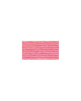 """Нитки для вышивания """"Gamma"""" мулине (3071-3172) 100% хлопок 24 x 8 м цв.3079 розовый арт. МГ-96752-1-МГ0876559"""