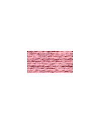 """Нитки для вышивания """"Gamma"""" мулине (3071-3172) 100% хлопок 24 x 8 м цв.3091 бл.розовый арт. МГ-96744-1-МГ0876571"""