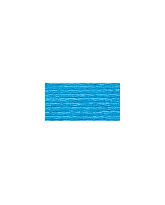 """Нитки для вышивания """"Gamma"""" мулине (3071-3172) 100% хлопок 24 x 8 м цв.3121 голубой арт. МГ-96782-1-МГ0876601"""