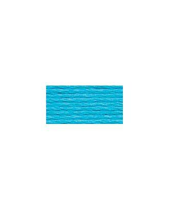 """Нитки для вышивания """"Gamma"""" мулине (3071-3172) 100% хлопок 24 x 8 м цв.3123 голубой арт. МГ-96787-1-МГ0876603"""