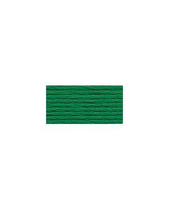 """Нитки для вышивания """"Gamma"""" мулине (3173-6115) 100% хлопок 24 x 8 м цв.3246 зеленый арт. МГ-96800-1-МГ0876723"""