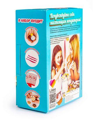"FL.11-0026 FLEUR Candy Clay Масса для лепки Набор ""Мини еда"" арт. МГ-104209-1-МГ0950920"