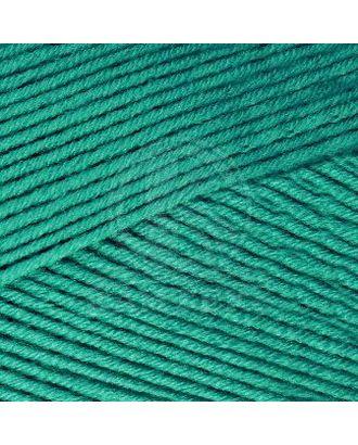"""Пряжа для вязания КАМТ """"Детская забава"""" (20% микрофибра, 80% объемный акрил) 10х50г/140м цв.083 нефрит арт. МГ-105946-1-МГ0951490"""
