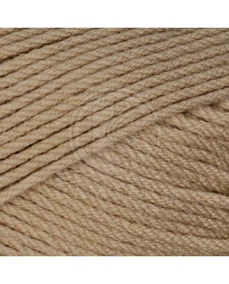 "Пряжа для вязания КАМТ ""Акварель"" (50% леакрил, 50% акрил) 5х100г/110м цв.118 крем-брюле арт. МГ-105987-1-МГ0951856"
