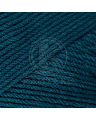 "Пряжа для вязания КАМТ ""Акварель"" (50% леакрил, 50% акрил) 5х100г/110м цв.139 морская волна арт. МГ-105982-1-МГ0951867"