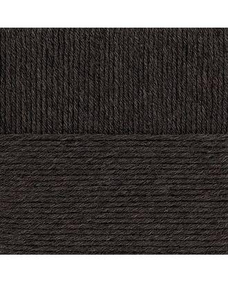 """Пряжа для вязания ПЕХ """"Перуанская альпака"""" (50% альпака, 50% меринос шерсть) 10х50г/150м цв.435 антрацит арт. МГ-106103-1-МГ0953017"""