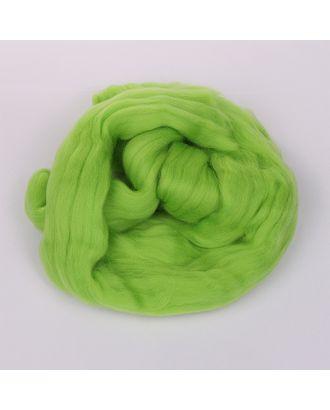 Шерсть для валяния ПЕХОРКА тонкая шерсть (100%меринос.шерсть) 50г цв.483 незрелый лимон арт. МГ-104587-1-МГ0953037