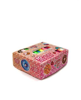 "FL.11-0028 FLEUR Candy Clay Масса для лепки Набор ""10 ярких цветов"" арт. МГ-106060-1-МГ0954364"