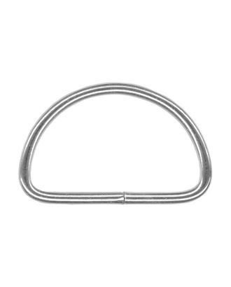 Полукольцо металл TSW 50х2,5мм арт. МГ-104591-1-МГ0957002