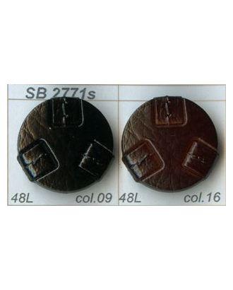 Пуговицы SB 2771s арт. МБ-2750-1-МБ00000136717