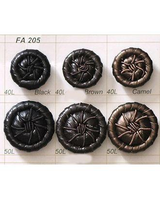 Пуговицы FA 205 арт. МБ-2924-1-МБ00000139805