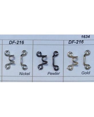 Крючок одежный DF 216 арт. МБ-565-1-МБ00000237232