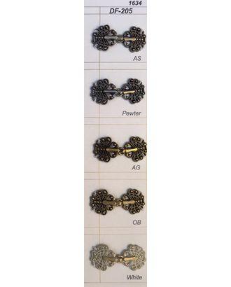Крючки DF 205 арт. МБ-568-1-МБ00000237241