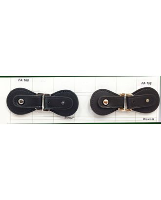 Застежка-клевант FA 168 арт. МБ-1297-1-МБ00000242198