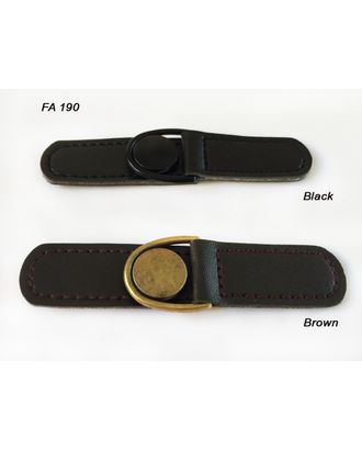 Застежка-клевант FA 190 арт. МБ-1540-2-МБ00000244278