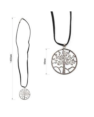 Кулон на шнурке, 5*75 см арт. ССФ-2308-1-ССФ0017897047