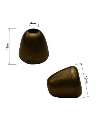 Наконечник пластик арт. ССФ-1879-1-ССФ0017655556